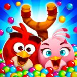 Angry Birds POP Bubble Shooter MOD Unlimited Money 3.82.3