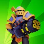Bullet Knight Dungeon Crawl Shooting Game MOD Unlimited Money 1.0.14