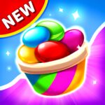 Candy Blast Mania – Match 3 Puzzle Game MOD Unlimited Money 1.3.3