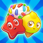 Candy Riddles Free Match 3 Puzzle MOD Unlimited Money 1.192.2