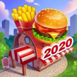 Crazy Chef Fast Restaurant Cooking Games MOD Unlimited Money 1.1.39