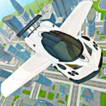 Flying Car Real Driving MOD Unlimited Money 2.5