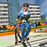 Scooter FE3D 2 – Freestyle Extreme 3D MOD Unlimited Money 1.26