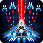 Space shooter – Galaxy attack – Galaxy shooter MOD Unlimited Money 1.445