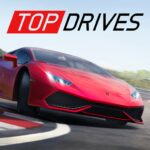 Top Drives Car Cards Racing MOD Unlimited Money 12.00.01.11530