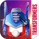 Angry Birds Transformers MOD Unlimited Money 2.5.0