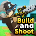 Build and Shoot MOD Unlimited Money 1.8.5