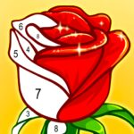 ColorPlanet Paint by Number Free Puzzle Games MOD Unlimited Money 1.1.3