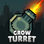 Grow Turret – Idle Clicker Defense MOD Unlimited Money 7.3.6