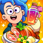 Potion Punch 2 Fantasy Cooking Adventures MOD Unlimited Money 1.5.2