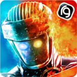 Real Steel Boxing Champions MOD Unlimited Money 2.5.155