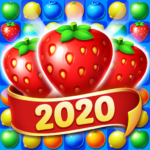 Fruit Diary – Match 3 Games Without Wifi MOD Unlimited Money 1.20.0