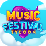 Idle Music Festival Tycoon MOD Unlimited Money 0.9.2