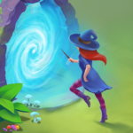 Charms of the Witch Magic Mystery Match 3 Games MOD Unlimited Money 2.31.2