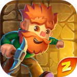 Dig Out – Gold Digger Adventure MOD Unlimited Money 2.20.1