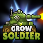 Grow Soldier – Idle Merge game MOD Unlimited Money 3.8.0