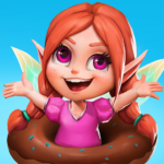 Tastyland- Merge 2048 cooking games puzzle games MOD Unlimited Money 1.4.0