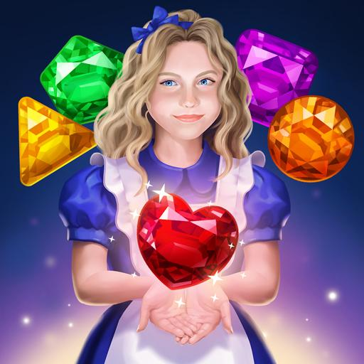 Alice in Puzzleland MOD Unlimited Money 2.4.2