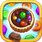 Cookie Mania – Match-3 Sweet Game MOD Unlimited Money 2.6.7