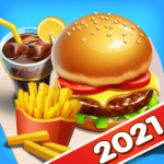 Cooking City frenzy chef restaurant cooking games MOD Unlimited Money 1.99.5052