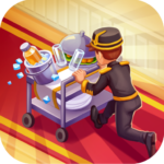 Doorman Story Hotel team tycoon time management MOD Unlimited Money 1.7.5