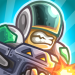 Iron Marines RTS Offline Real Time Strategy Game MOD Unlimited Money 1.6.3