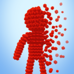 Pixel Rush – Epic Obstacle Course Game MOD Unlimited Money 1.4.0