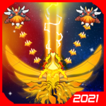 Sky Champ Galaxy Space Shooter MOD Unlimited Money 6.5.3