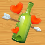 Spin the Bottle Kiss Chat and Flirt MOD Unlimited Money 2.1.12