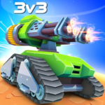 Tanks A Lot – Realtime Multiplayer Battle Arena MOD Unlimited Money 2.82