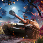 World of Tanks Blitz PVP MMO 3D tank game for free MOD Unlimited Money 7.6.0.668