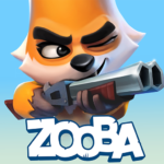 Zooba Free-for-all Zoo Combat Battle Royale Games MOD Unlimited Money 2.17.2