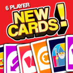 Card Party Uno Online Games with Friends Family MOD Unlimited Money 10000000090