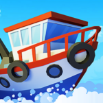 Fish idle hooked tycoon. Your own fishing boat MOD Unlimited Money 4.0.0