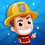 Idle Firefighter Tycoon – Fire Emergency Manager MOD Unlimited Money 0.14