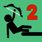 The Archers 2 Stickman Games for 2 Players or 1 MOD Unlimited Money 1.6.4
