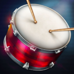 Drums real drum set music games to play and learn MOD Unlimited Money 2.18.01