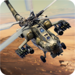 Helicopter Combat Gunship – Helicopter Games 2020 MOD Unlimited Money 1.17