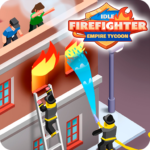 Idle Firefighter Empire Tycoon – Management Game MOD Unlimited Money 0.9.1