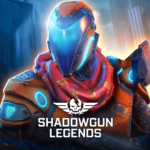 SHADOWGUN LEGENDS – FPS and PvP Multiplayer games MOD Unlimited Money