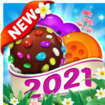 Candy Home Blast – Match 3 game MOD Unlimited Money