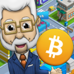 Crypto Idle Miner Bitcoin mining game MOD Unlimited Money