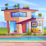 Merge Decor – House design and renovation game MOD Unlimited Money