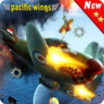 Pacific Wings Air Combat – War planes MOD Unlimited Money