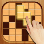 WoodCube Block Puzzle Game MOD Unlimited Money