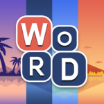 Word Town Search find crush in crossword games MOD Unlimited Money