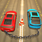 Chained Car Racing Games 3D MOD Unlimited Money