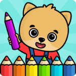 Coloring book for kids MOD Unlimited Money