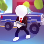 Rage Road – Car Shooting Game MOD Unlimited Money