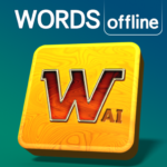 Word Games AI Free offline games MOD Unlimited Money